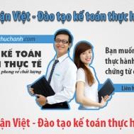 Học kế toán thực hành tổng hợp ở đâu tốt nhất tại TpHCM