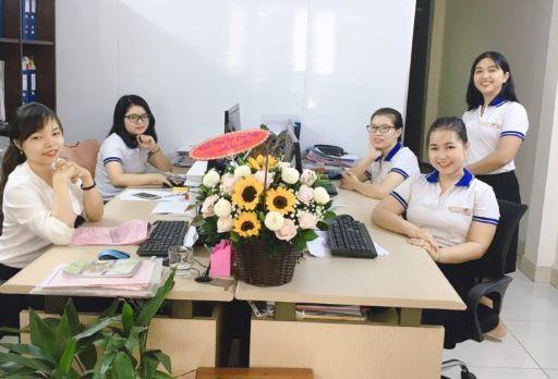 Giới thiệu trung tâm dạy học kế toán thực hành Thuận Việt
