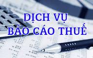Dịch vụ kế toán thuế TPHCM – báo cáo tài chính cuối năm