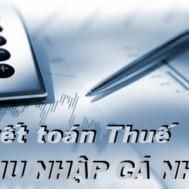 Các trường hợp được ủy quyền quyết toán thuế TNCN cho tổ chức trả thu nhập