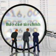Dịch vụ làm báo cáo tài chính cuối năm ở Quận Bình Thạnh