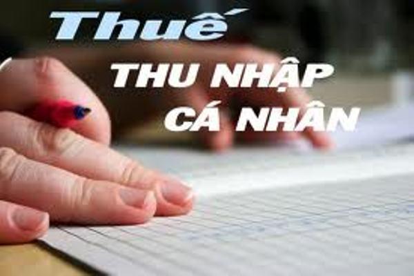Dịch vụquyết toán thuế tncn tại tphcm, kê khai thuế thu nhập cá nhân
