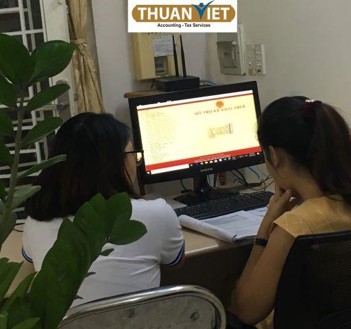Học kế toán doanh nghiệp ở TP HCM, Bình Thạnh – Thuận Việt